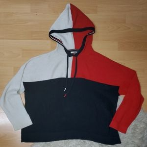 Tommy Hilfiger icon flag sweater hoodie